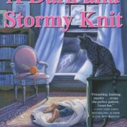 Spotlight & Giveaway: A Dark and Stormy Knit by Anne Canadeo