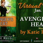 Spotlight & Giveaway: Avenger's Heat by Katie Reus