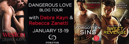 Spotlight & #Giveaway: Dangerous Love Blog Tour with Debra Kayn and Rebecca Zanetti