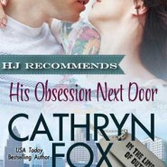 REVIEW: His Obsession Next Door by Cathryn Fox