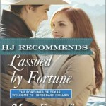 REVIEW: Lassoed by Fortune by Marie Ferrarella