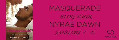 Spotlight & Giveaway: Masquerade by Nyrae Dawn
