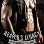 Spotlight & Giveaway: Reaper's Legacy by Joanna Wylde