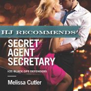 REVIEW: Secret Agent Secretary by Melissa Cutler