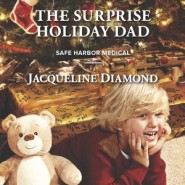 REVIEW: The Surprise Holiday Dad by Jacqueline Diamond