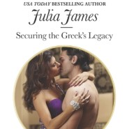 REVIEW: Securing the Greek's Legacy by Julia James