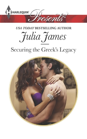 Review Securing The Greeks Legacy By Julia James Harlequin