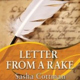 Edits Unleashed & Giveaway: Letter from a Rake by Sasha Cottman