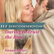 REVIEW: Daring to Trust the Boss by Susan Meier