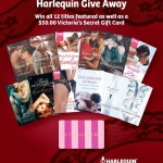 Harlequin Valentine's Day #Giveaway!