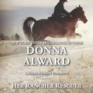 REVIEW: Her Rancher Rescuer by Donna Alward