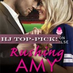 REVIEW: Rushing Amy by Julie Brannagh
