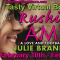 Spotlight & Giveaway: Rushing Amy by Julie Brannagh