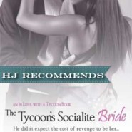 REVIEW: The Tycoon's Socialite Bride by Tracey Livesay