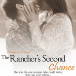 Spotlight & Giveaway: The Rancher's Second Chance by Victoria James