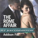 REVIEW: The Rome Affair (The House of Steele #3) by Addison Fox