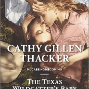 REVIEW: The Texas Wildcatter's Baby by Cathy Gillen Thacker