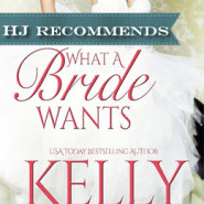 REVIEW: What a Bride Wants by Kelly Hunter