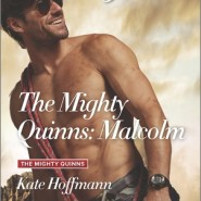 REVIEW: The Mighty Quinns: Malcolm by Kate Hoffmann