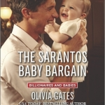 REVIEW: The Sarantos Baby Bargain by Olivia Gates