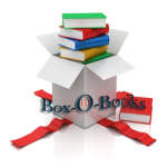 Happy 4th & Box-O-Books Giveaway!