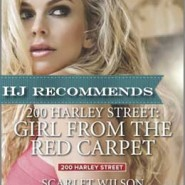 REVIEW: 200 Harley Street: Girl From The Red Carpet by Scarlet Wilson