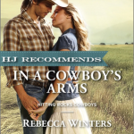 REVIEW: In a Cowboy's Arms by Rebecca Winters