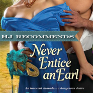 REVIEW: Never Entice an Earl by Lily Dalton