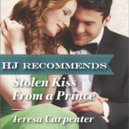 REVIEW: Stolen Kiss From a Prince by Teresa Carpenter
