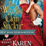 REVIEW: The Witch of Clan Sinclair by Karen Ranney