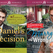 #CrimsonRomance Spotlight & Giveaway: Showcasing MAY romance titles.