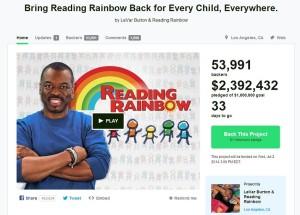 ReadingRainbowKickstarter