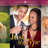 #CrimsonRomance Spotlight & Giveaway: Showcasing JUNE romance titles.