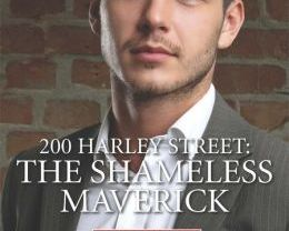 REVIEW: 200 Harley Street: The Shameless Maverick by Louisa George