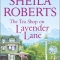 REVIEW: The Tea Shop on Lavender Lane by Sheila Roberts