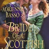 Spotlight & Giveaway: Bride of a Scottish Warrior by Adrienne Basso
