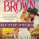 REVIEW: How to Marry a Cowboy by Carolyn Brown