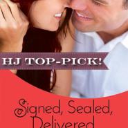 REVIEW: Signed, Sealed, Delivered by Sandy James