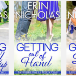 Spotlight & Giveaway: Getting Worked Up by Erin Nicholas