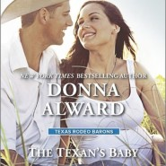 REVIEW: The Texan's Baby by Donna Alward