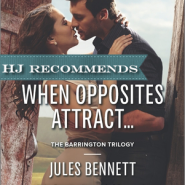 REVIEW: When Opposites Attract… by Jules Bennett