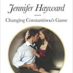 Spotlight & Giveaway: Changing Constantinou's Game by Jennifer Hayward