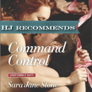 REVIEW: Command Control by Sara Jane Stone