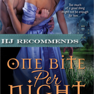 REVIEW: One Bite Per Night by Brooklyn Ann