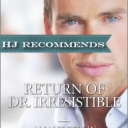 REVIEW: Return of Dr. Irresistible by Amalie Berlin