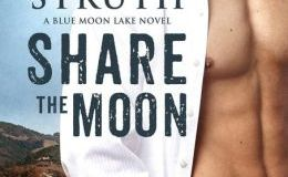 Spotlight & Giveaway: Share the Moon by Sharon Struth