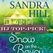 REVIEW: Snow on the Bayou by Sandra Hill