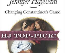 REVIEW: Changing Constantinou's Game by Jennifer Hayward