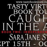 Spotlight & Giveaway: Caught in the Act by Sara Jane Stone