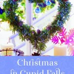 Spotlight & Giveaway: Christmas in Cupid Falls by Holly Jacobs